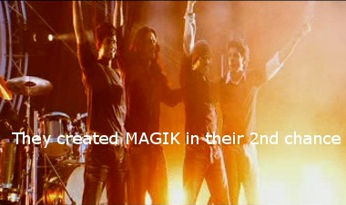 Rock On_Magik reunited for that second chance