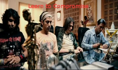 Rock On Magik compromise_Learn to Compromise