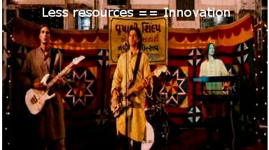 Rock On Dandiya_Learn to innovate